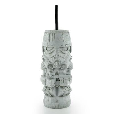 Geeki Tikis Star Wars Stormtrooper Tumbler | Tiki Style Cup | Holds 18 Ounces