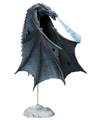 Other Action Figures--Game of Thrones - Viserion Ice Dragon Deluxe Box Set