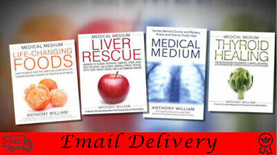 🔥✔ Medical Medium + Foods + Thyroid + Liver Rescue by Anthony William - pdƒ 🔥✔
