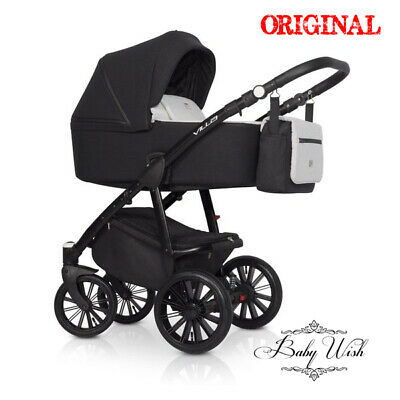 EUROCART PASSO 2in1 or 3in1 Isofix CARRYCOT+PUSHCHAIR+CAR SEAT,FREE EXTRAS!