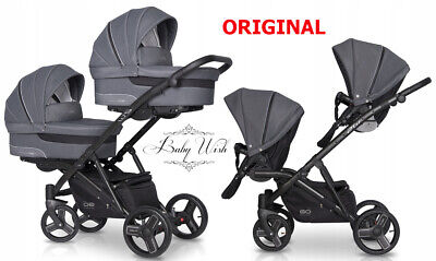 EasyGO  2ofUS  twin stroller/pushchair/pram + FREE  EXTRAS !!!