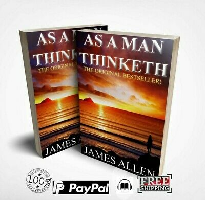 As a man thinketh James Allen(Audio book, Mp3) Free Shipping, Direct Download