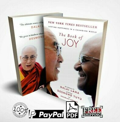 The Book of Joy: Lasting Happiness in a Changing World(eBook, PDF) Free Shipping