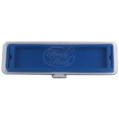 Handy Hands Handy Case For Tatting Needles-clear/blue