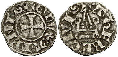Crusaders Athens Frankish Greece William or Guy I de La Roche 0.756g Thebes