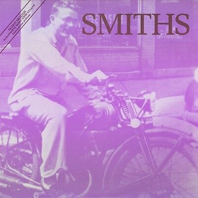 Smiths Bigmouth Strikes Again rare 5 track Limited Greek 12""