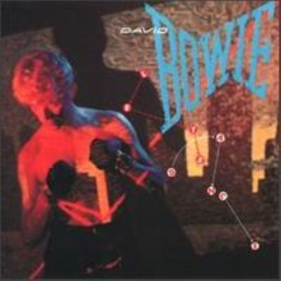 David Bowie Lets Dance Europe Original 1983 Lp