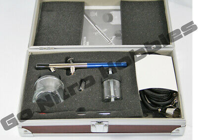 NEW Badger 150 Pro Dual Action/Bottom Feed Airbrush Set FREE US SHIP