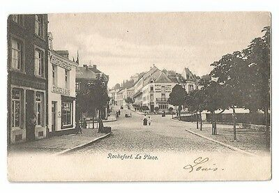 Carte postale CPA AK postcard postkaart Belgique ROCHEFORT LA PLACE collection