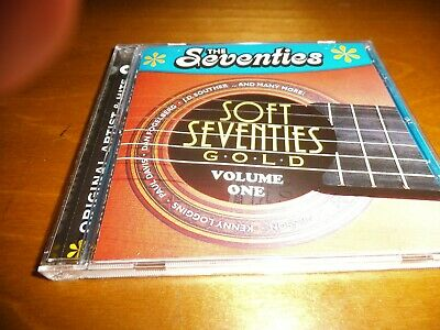 The Seventies: Soft 70's Gold, Vol. 1 by Various Artists (CD, American.)..