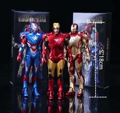 Hot movie Avengers Infinity War collection model toy Captain America Iron Man To