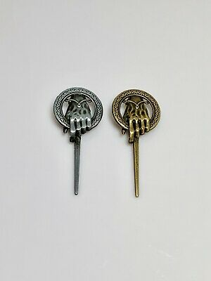 Game of Thrones - HAND OF THE KING QUEEN - Replica PINS
