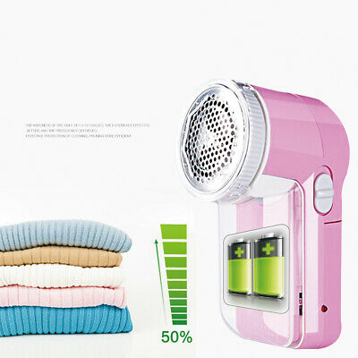 USB Rechargeable Lint Pill Remover Fabric Shaver Remove Fabric Practical FROM AU