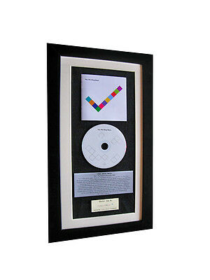 PET SHOP BOYS Yes CLASSIC CD Album GALLERY QUALITY FRAMED+EXPRESS GLOBAL SHIP