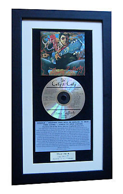 GERRY RAFFERTY City To City CLASSIC CD Album TOP QUALITY FRAMED+FAST GLOBAL SHIP