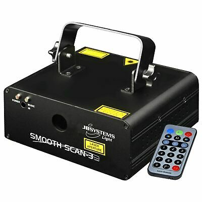 JB Systems - Smooth Scan 3 Laser