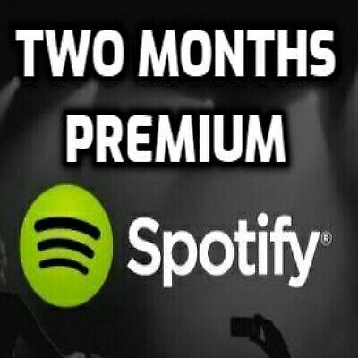 Spotify 2-Month(60 DAYS) Premium