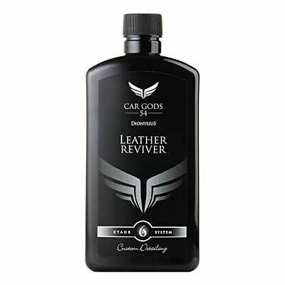 Leather Conditioner Cleaner Protector Polish Car Gods 54 Dionysius Reviver 500ml