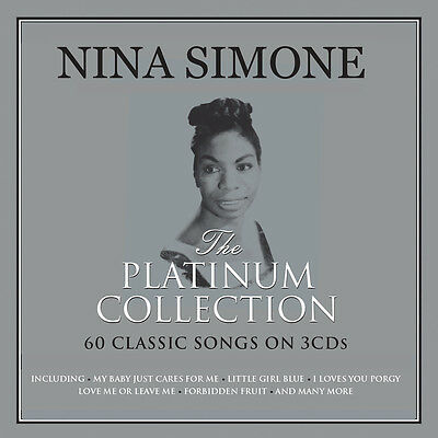 Nina Simone - Platinum Collection / The Best Of / Greatest Hits 3CD NEW/SEALED