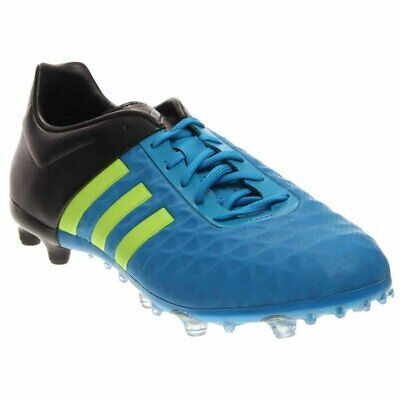 outlet store 562f5 58df9 adidas ACE 15.2 FG AG Soccer Cleats Blue - Mens - Size 7 D