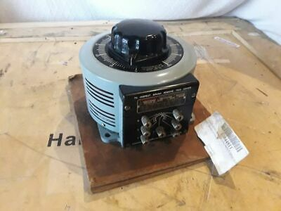 Variac Powerstat Type 236 240/120v Variable Transformer 2.5 KVA 9 AMP : TESTED