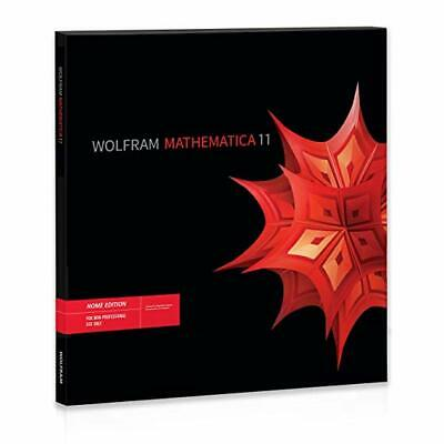 Wolfram Mathematica Home Edition 11.2 for Windows