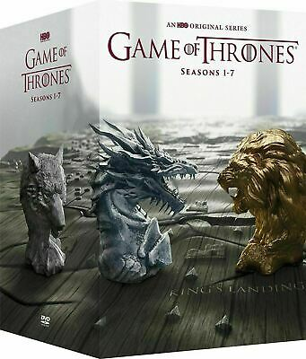 New Game Of Thrones: The Complete Seasons 1-7 DVD Box Set USA SELLER!