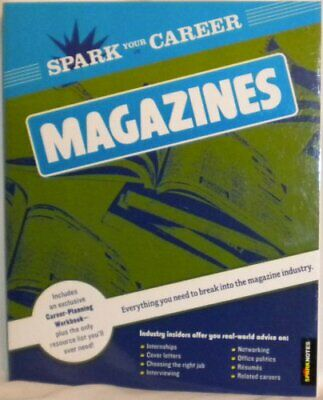 NEW - Spark Your Career in Magazines by spark-publishing-veronica-clyde