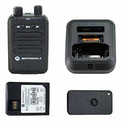 NEW Motorola Minitor VI Fire Pager A04RAC9JA2AN 450-486 MHz UHF 5 Channels