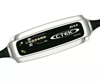 PF1# CTEK Battery Charger XS 0.8 | 12V/0.8A