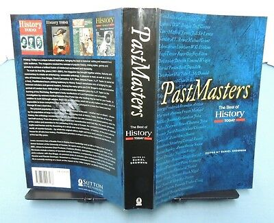 "The PAST MASTERS ~ Best of ""History Today"" 1951-2001 ~ (2001 softcover)"