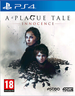 A Plague Tale: Innocence (PS4)  BRAND NEW AND SEALED - IN STOCK - QUICK DISPATCH