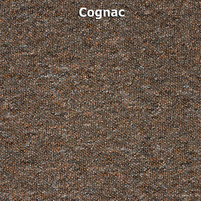 Cognac Vegas Cheap Flecked Loop Pile Carpet Felt Backed Hardwearing 4m
