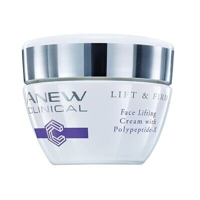 CLINICAL Creme LIFTING au Polypetide LIFT & FIRM ANEW AVON