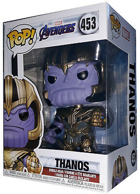 Toys - Pop ! - Funko - Marvel - Avengers Endgame - Thanos   N°453