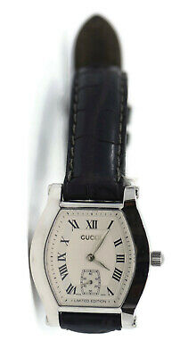 Gucci Limited Edition Stainless Steel Watch 7600M
