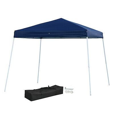 10X10' Pop Up Canopy Tent Outdoor Event Instant Shade Shelter Commercial Gazebo
