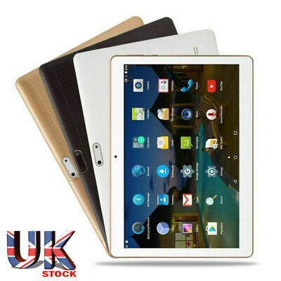 """4G+64G 10.1"""" Android 6.0 Tablet PC Octa-Core Dual SIM &Camera Wifi Phone Phablet"""