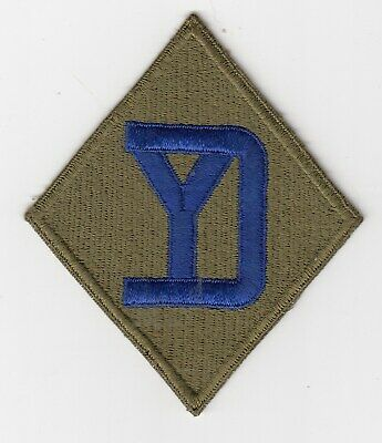 Us Army Patch - 26Th Infantry Division - Original Wwii