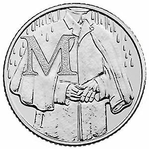 A-Z Alphabet 10p Letter 2019 (M) For Macintosh Uncirculated