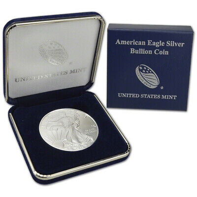 2019 American Silver Eagle in U.S. Mint Gift Box