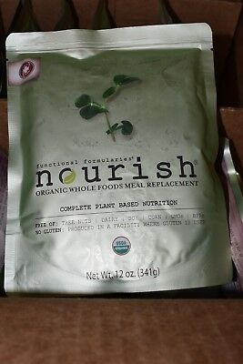 24 Nourish Tube Feeding Functional Whole Food Meal Replacement Hope 2020
