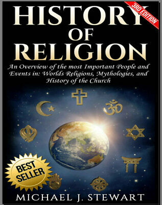 History of Religion – An Overview of the most Importan Eb00k/PDF - FAST Delivery