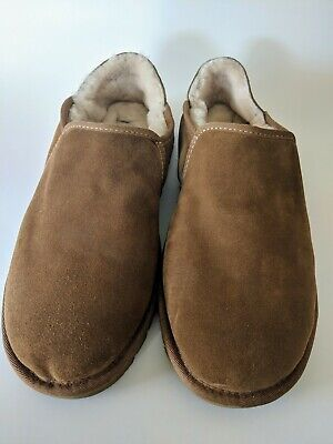 81feef467ad NEW MEN UGG 2019 Kenton Chocolate Sheepskin Comfort Shoes Slippers ...