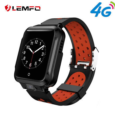 LEMFO M11 Smart Watch 4G WiFi GPS Bluetooth Heart Rate Monitor For Android iOS
