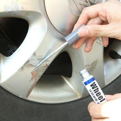 Wheel Paint Car Paint Scratch Repair-Waterproof Paint Pen Marker Brush Tyre