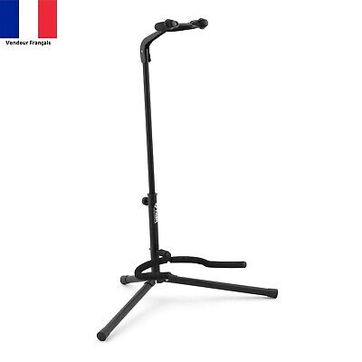 Stand Support Repose Guitare Electrique Acoustique Basse Universel Non Mural