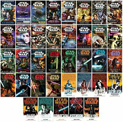 Star Wars Audiobook Collection of 104 Books ( Audiobooks , MP3 )