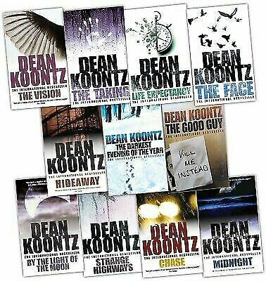 Dean Koontz - The Definitive 76 Collection of Audiobooks ( Audiobooks , MP3 )