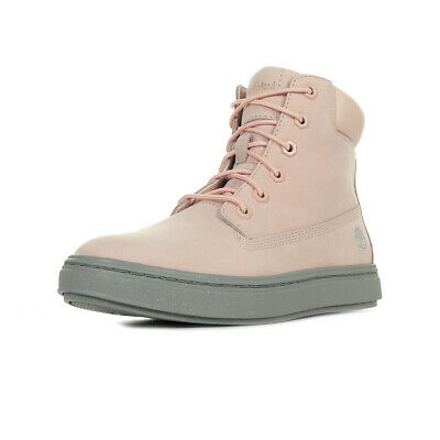 timberland femme grise
